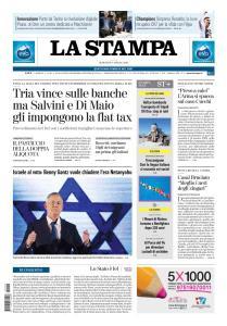 La Stampa Imperia e Sanremo - 9 Aprile 2019