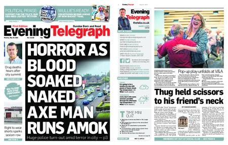 Evening Telegraph First Edition – May 20, 2019
