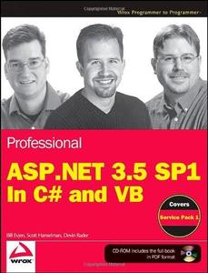 Professional ASP.NET 3.5 SP1 Edition: In C# and VB