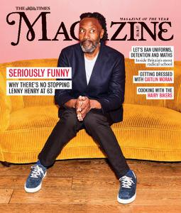 The Times Magazine - 9 October 2021