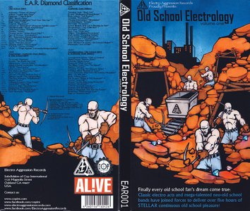 VA - Old School Electrology: Volume One (2011) 4CD Box Set [Re-Up]