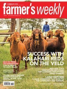 Farmer's Weekly - 31 January 2018