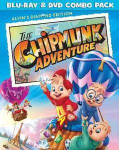 The Chipmunk Adventure (1987)