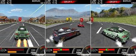 Need For Speed ProStreet 3D ( Mobile )