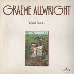 "Graeme Allwright - ""Questions..."" (1978) Mercury/9101 904 - FR 1st Pressing - LP/FLAC In 24bit/96kHz"