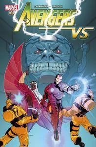 Avengers VS 004 2015 Digital