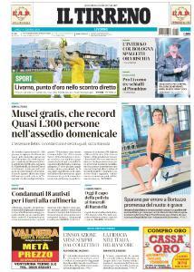 Il Tirreno Livorno - 4 Febbraio 2019