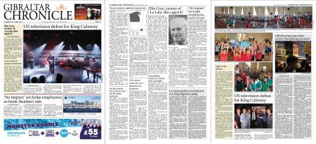 Gibraltar Chronicle – 15 June 2019