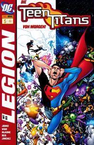 Teen Titans SB 05 - Die Teen Titans von morgen Dez 2005