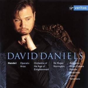 David Daniels, Roger Norrington, Orchestra of the Age of Enlightenment - Handel: Operatic Arias (1998)