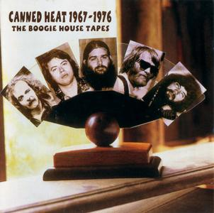 Canned Heat - 1967-1976: The Boogie House Tapes (2000)