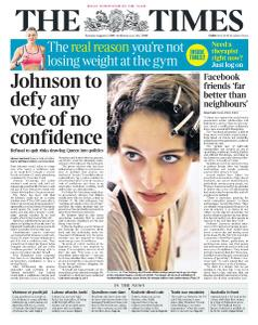 The Times - 6 August 2019