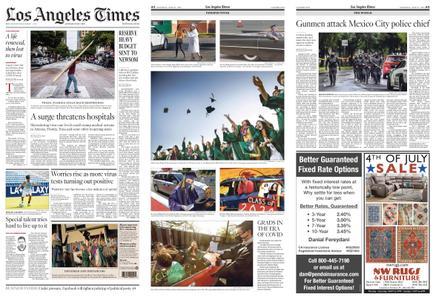 Los Angeles Times – June 27, 2020