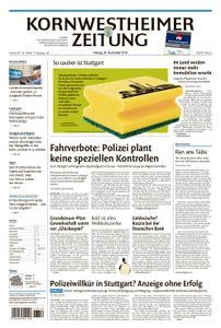 Kornwestheimer Zeitung - 30. November 2018