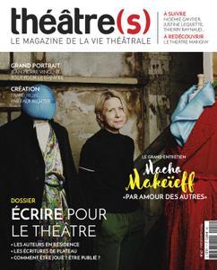 Théâtre(s) Magazine - mars 2019