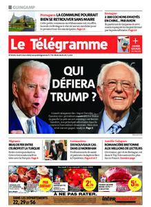 Le Télégramme Guingamp – 05 mars 2020