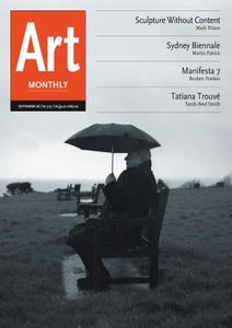 Art Monthly - September 2008   No 319