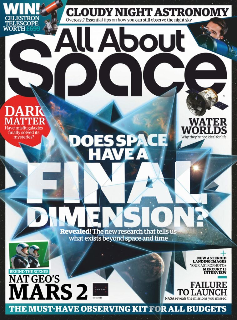 All About Space - March 2019