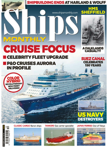 Ships Monthly - October 2019