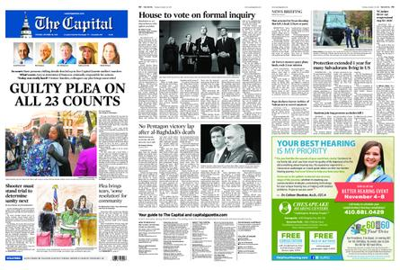 The Capital – October 29, 2019