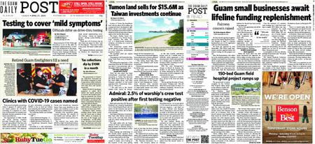 The Guam Daily Post – April 21, 2020
