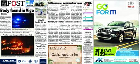 The Guam Daily Post – March 22, 2019