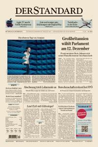 Der Standard – 30. Oktober 2019