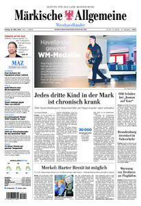Märkische Allgemeine Westhavelländer - 22. März 2019