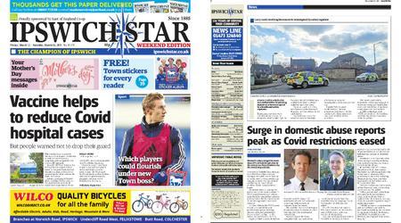 Ipswich Star – March 12, 2021