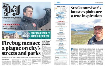 The Press and Journal Moray – May 04, 2021