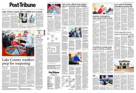 Post-Tribune – May 11, 2020