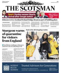 The Scotsman - 30 June 2020