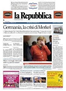 la Repubblica - 21 Novembre 2017