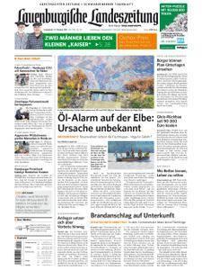 Lauenburgische Landeszeitung - 21. Oktober 2017