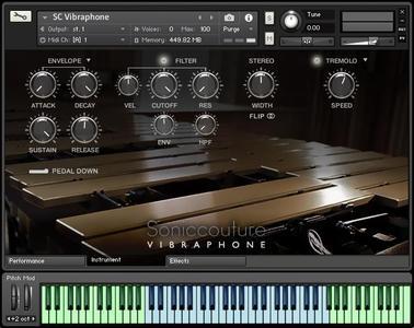 Soniccouture Vibraphone v2.0.0 KONTAKT