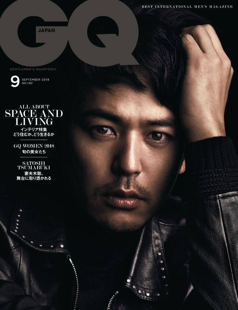 GQ Japan - 9月 2018
