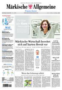 Märkische Allgemeine Prignitz Kurier - 17. Januar 2019