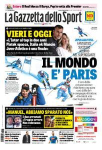 La Gazzetta dello Sport Roma – 07 febbraio 2019