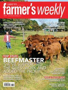 Farmer's Weekly - 03 August 2018