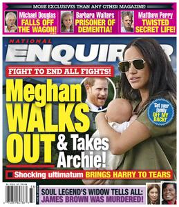 National Enquirer – August 19, 2019