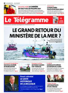 Le Télégramme Vannes – 01 juillet 2020