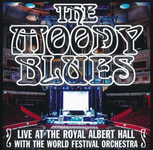 The Moody Blues - Live At The Royal Albert Hall With The World Fesrival Orchestra (2000) {2010, Reissue}