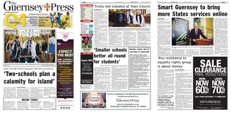 The Guernsey Press – 21 January 2020