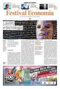 Corriere del Trentino - 28 Maggio 2018