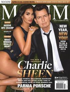 Maxim Australia - February 2019