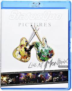 Status Quo - Pictures - Live At Montreux 2009 (2009)