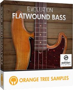 Orange Tree Samples Evolution Flatwound Bass KONTAKT