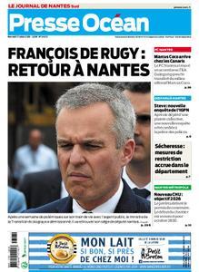 Presse Océan Nantes Sud Vignoble – 17 juillet 2019