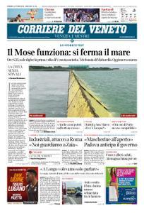 Corriere del Veneto Venezia e Mestre – 04 ottobre 2020