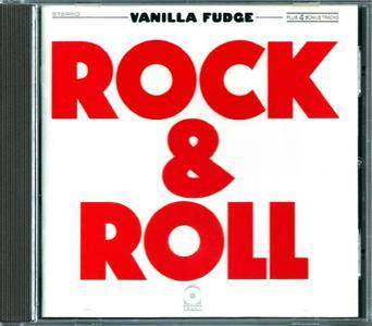 Vanilla Fudge - Rock & Roll (1969) {1991, Reissue}